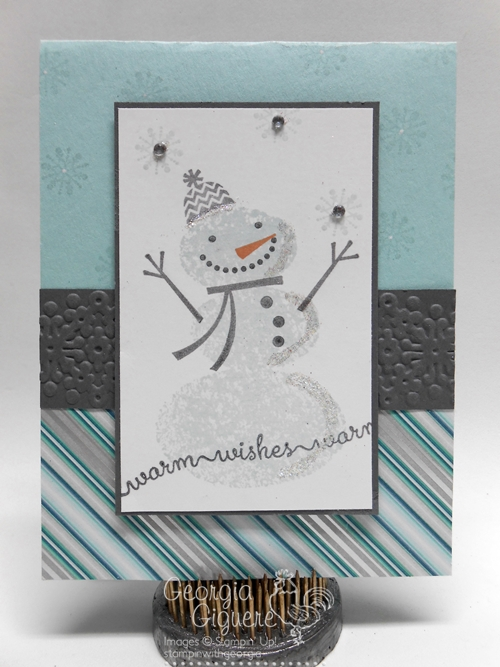 more simple holiday and winter card ideas stampin with