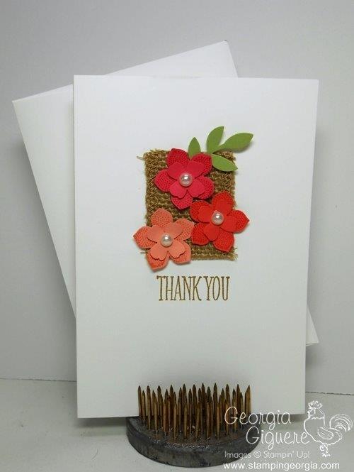 Petite Petals Card