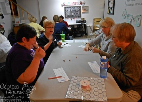 Bunco action