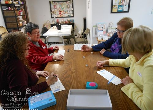 Bunco action 3