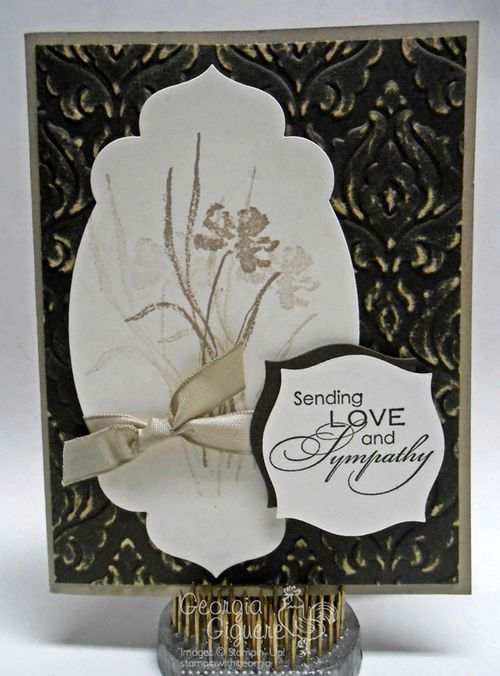 Love & Sympathy Card