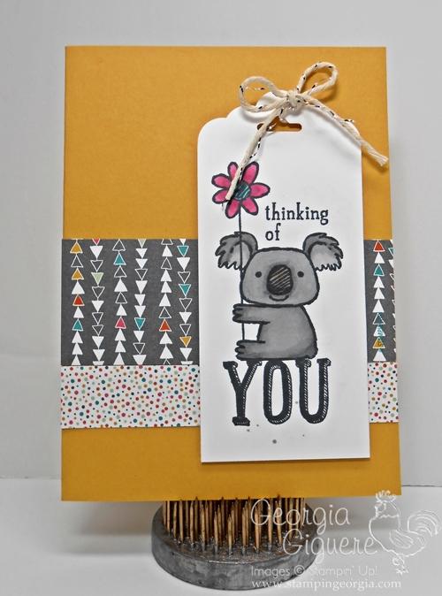 Kind Koala card