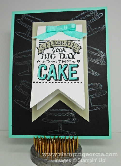 Big Day Banner Card 2