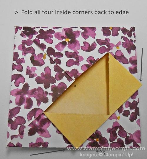 Fun Fold Step 3
