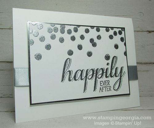 Big News Wedding Card