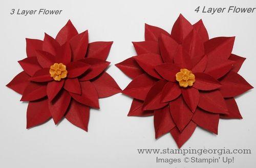 Festive Flower 2 sizes