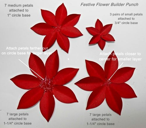Festive Flower Pieces