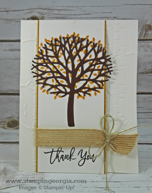 Thoughtful Branches TY card