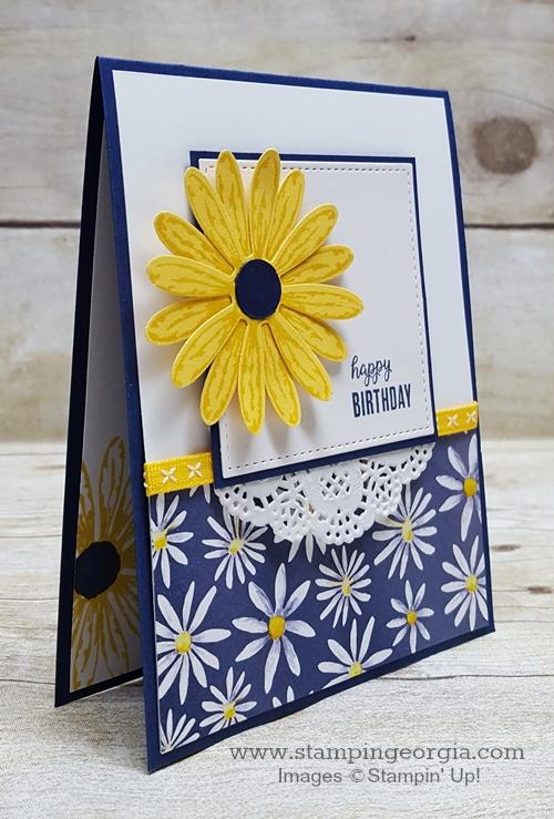 Daisy Delight Bundle Card