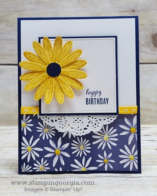 Daisy Delight Bundle Card Front