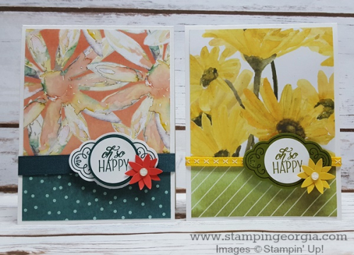 Delightful Daisy Cards