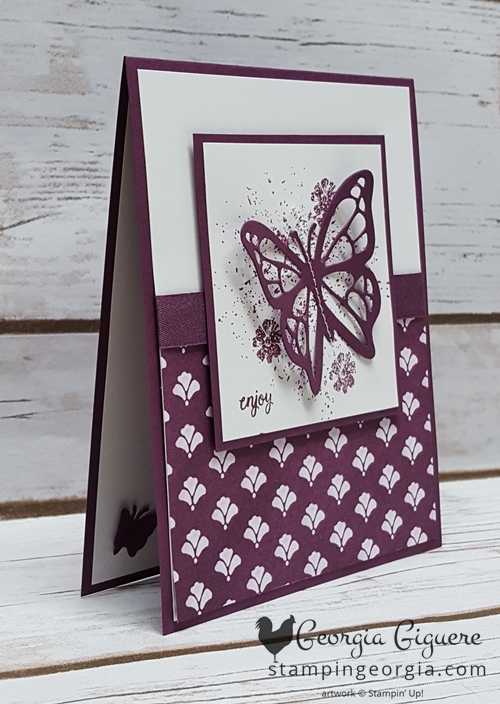 Fresh Fig Move Me Butterfly Card