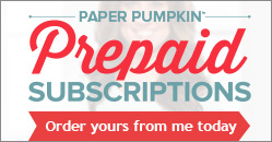Paper Pumpkin Prepaid Subscriptions Button