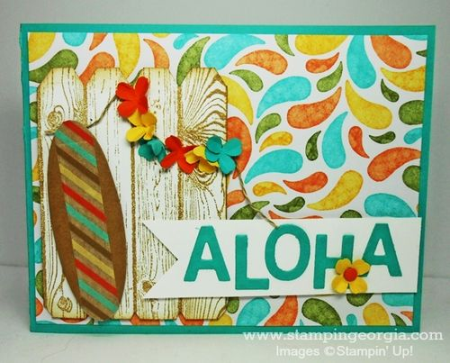 Aloha front
