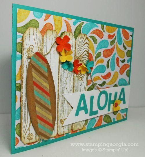 Aloha side