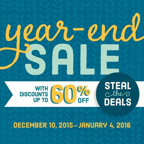 Year End Sale Graphic
