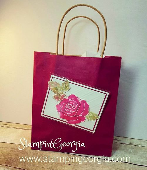 Gift Bag with Card KT 2