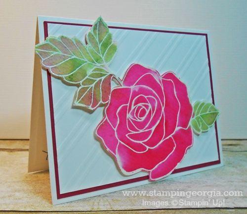 Rose Wonder Card 3