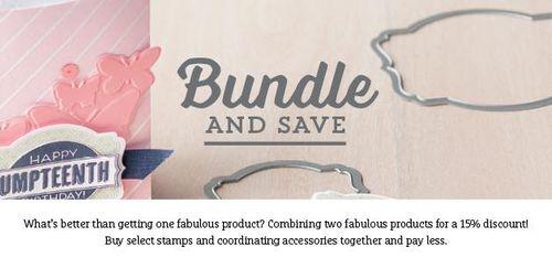 Bundle and Save Reminder