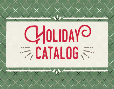 Holiday Catalog Square