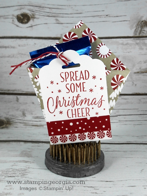 Candy Cane Lane Treat Holder (2)