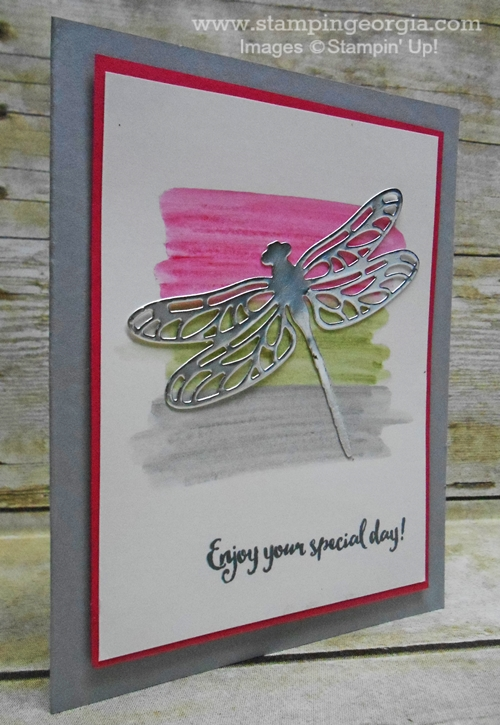 Dragonfly Dreams Card Side