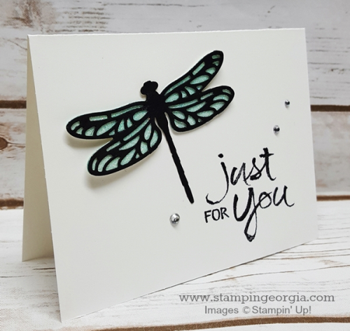 Dragonfly Dreams WC Glimmer Paper
