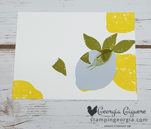 Lemon Zest Masking