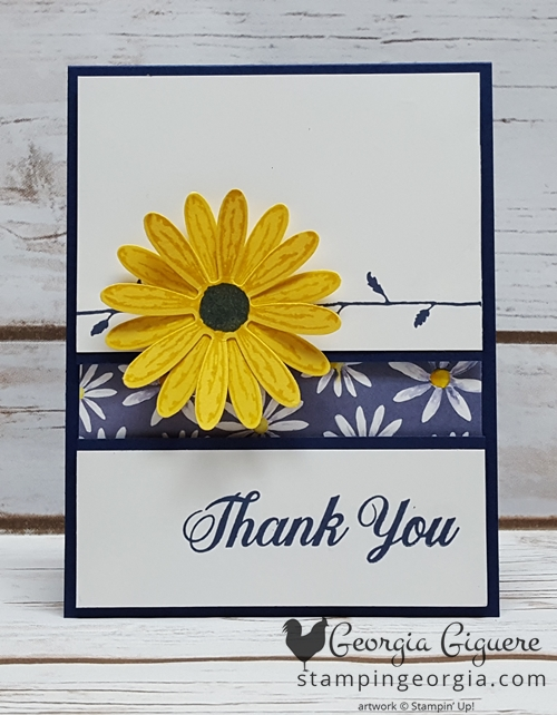 Daisy Delight Bundle Card Front