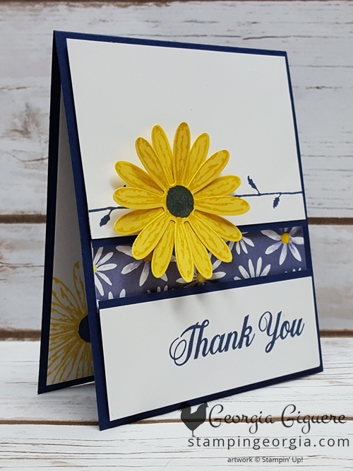 Daisy Delight Bundle Card
