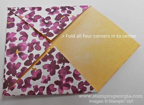 Fun Fold Step 2 plus
