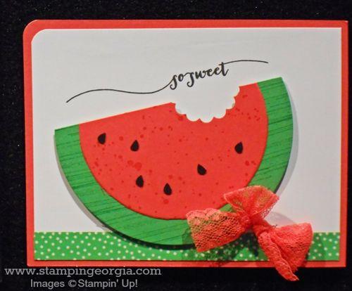 Watermelon Card 2