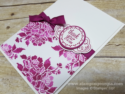 Label Me Pretty Simple In Color Card flat