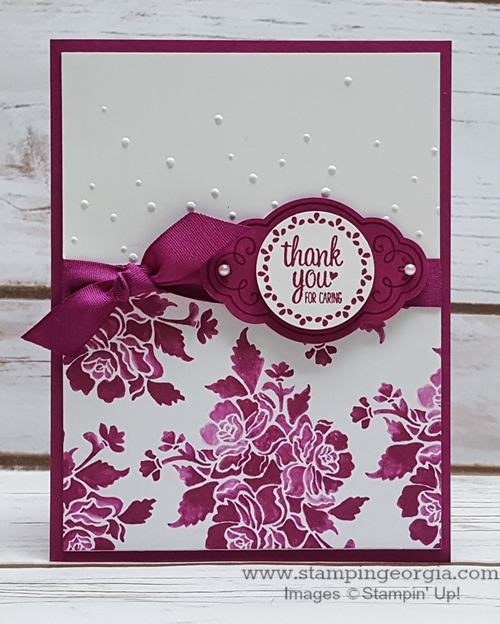 Label Me Pretty In Color Card front