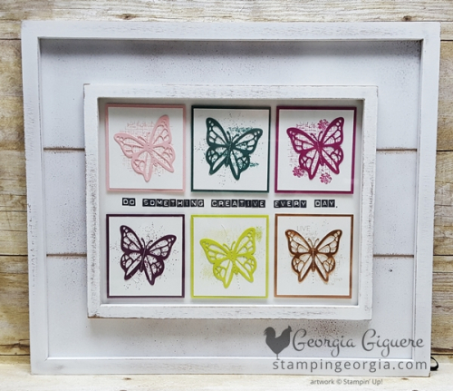 Move Me Butterfly Wall Art
